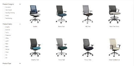 All Office Chairs   SitOnIt Seating