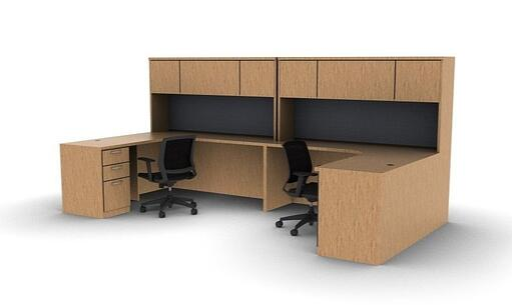 Friant Desk Configuration